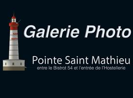 Galerie photo Pointe Saint Mathieu Brest